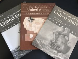 Abeka 4th Grade History/Geography Parent Kit for Sale for sale  Frisco, TX