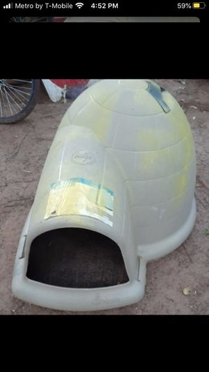 Dog igloo for Sale in Riverdale, GA