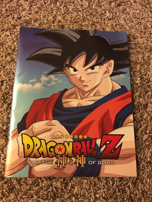 Dragon ball movie book(Japanese) for Sale in Virginia Beach, VA