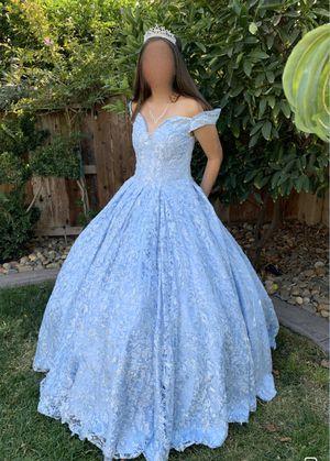 Vestido Quinceañera Dress for Sale in Ceres, CA