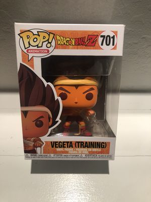 Vegeta (Training) Funko Pop for Sale in Avondale, AZ