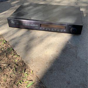 Yamaha Stereo Tuner for Sale in Hacienda Heights, CA