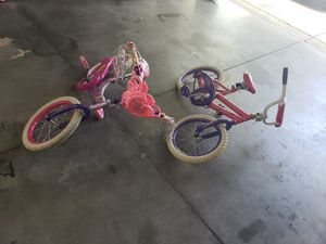 """16"""" girls bikes for Sale in Riverview, FL"""
