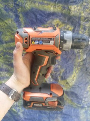 Rigid Gen5x brushless drill for Sale in Portland, OR