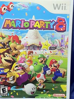 Wii Mario Party 8 for Sale in Spring,  TX