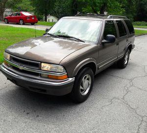1998 S10 Blazer 4x4 for Sale in Lilburn, GA