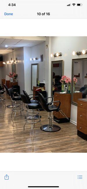 Complete beauty salon set for Sale in Newark, NJ