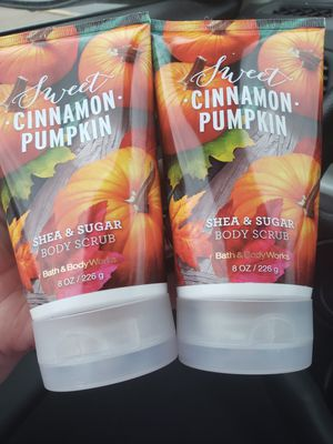 Bath and bodyworks both new unused for Sale in South Williamsport, PA