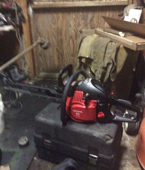 "20"" craftsman 46cc new starts one pull for Sale in Clovis, CA"