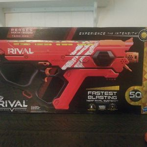 Nerf Rival for Sale in Humble, TX