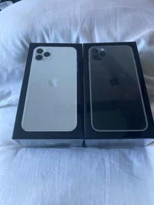 2 For 1 Iphone 11 Pro Max for Sale in Lookout Mountain, TN