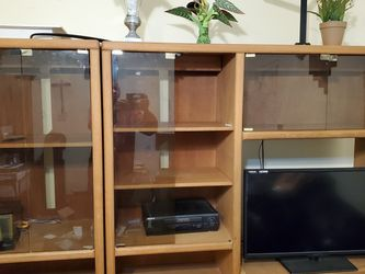 Books Shelves/Cabinet for Sale in Sugar Land,  TX