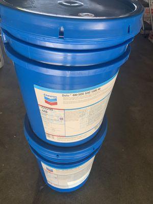 Aceite diésel DELO for Sale in Fontana, CA