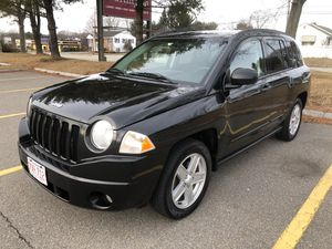 2008 Jeep Compass sport!! 4x4!! 135 miles !! Clean title!!! 3.200$ OBO$ for Sale in Lynn, MA