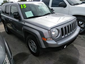 2015 jeep patriot WELCOME EVERYONE BUY HERE PAY HERE todos califican GARANTIZADO for Sale in Phoenix, AZ