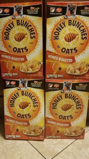 🐝Cereal-Honey Bunches🐝 for Sale in Santa Ana, CA