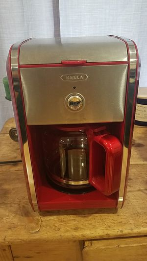 Deluxe Bella Coffee Maker for Sale in Santa Monica, CA