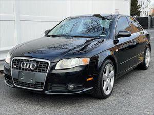 2007 Audi A4 S-Line 6Sp for Sale in Paterson, NJ