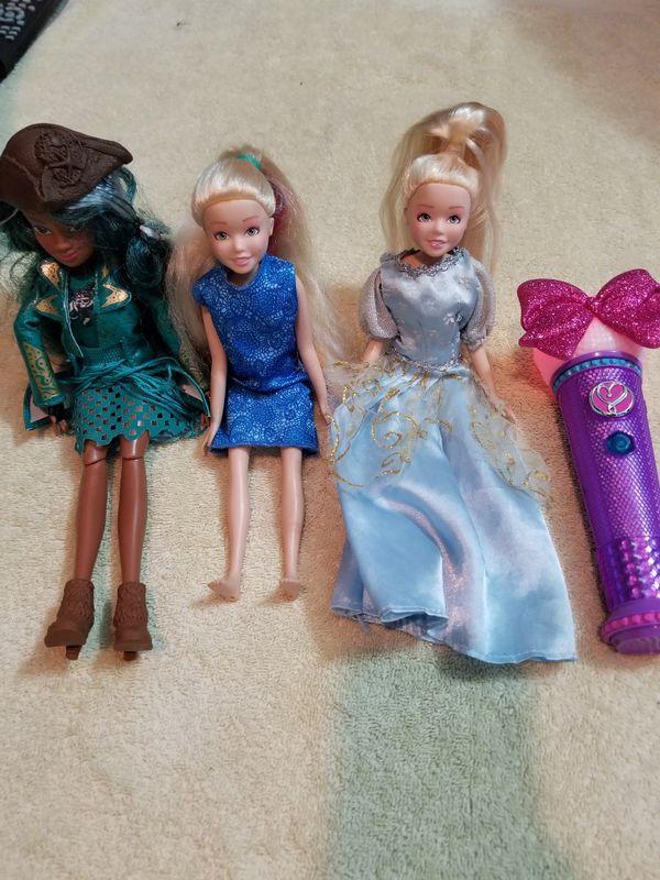 Misc girl toys