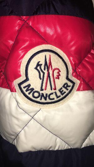 Unisex moncler janvry jacket for Sale in Arlington, VA