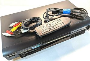 Panasonic DVD-RP56 Progressive-Scan DVD Player With Remote Video CD/CD Cords for Sale in Carrollton, TX