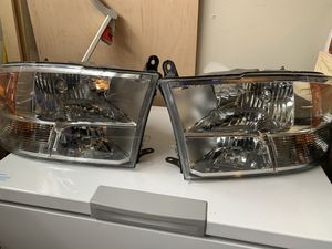 Ram 1500 headlights for Sale in Hanover, MD