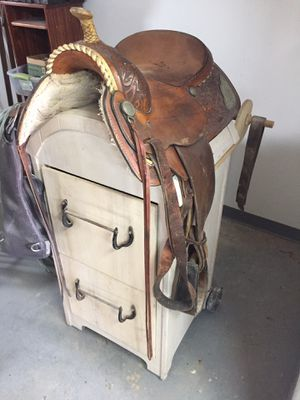 Western saddle for Sale in Penrose, CO