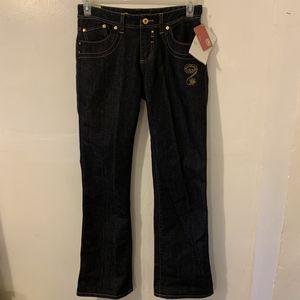NEW Ecko Red Junior Girl's Denim Jeans Size 7 Eckored Ecko Unlimited Rhino Brand. 1 for Sale in Trenton, NJ