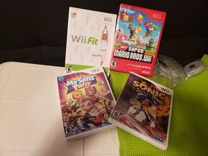 Wii accessories for Sale in St. Petersburg, FL