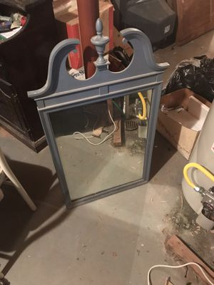 Antique mirror for Sale in Sterling, VA