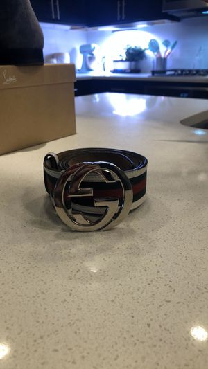 Gucci belt for Sale in Dallas, TX