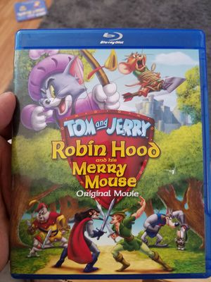 Tom and Jerry Blu-ray and DVD for Sale in San Bernardino, CA
