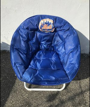 Mets Folding Lounge Chair for Sale in Queens, NY