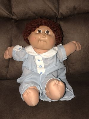 Cabbage Patch Kid Doll Boy with Brown Hair and Brown eyes for Sale for sale  New Providence, NJ