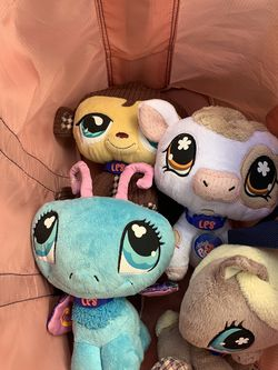 My Littlest Pet Shops Stuffed Animals for Sale in Modesto,  CA