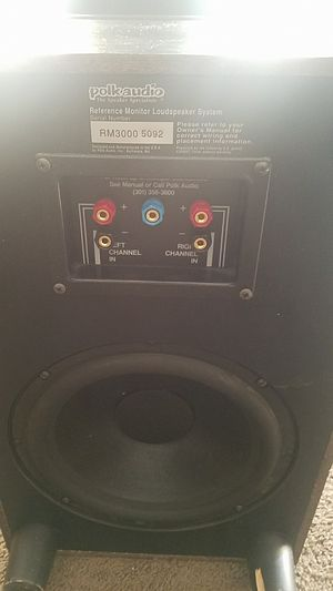 Polk subwoofer for Sale in Forest Heights, MD