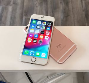 iPhone 6s 16GB Unlocked Excellent Condition $129 each for Sale in Raleigh, NC