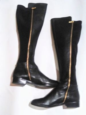 Michael Kors black leather boots Sz 8.5 for Sale in Atlanta, GA