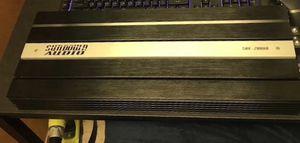 Sundown audio amp sae 2000.1 for Sale in Houston, TX