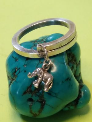 Size 10 Sterling silver handcrafted ring for Sale in Willow Street, PA