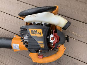 Poulan pro leaf blower for Sale in Foxborough, MA