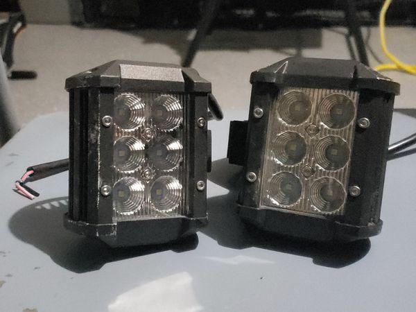 Off-Road LED Pod Lights - Lightbar