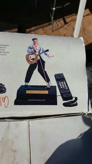 New Elvis telephone and musical animation dolls for Sale in Moriarty, NM