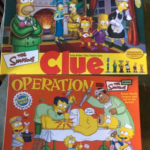 Simpson's Edition Board Games for Sale in Denver, CO