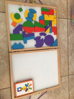 Imaginets magnetic shapes for Sale in Orlando, FL