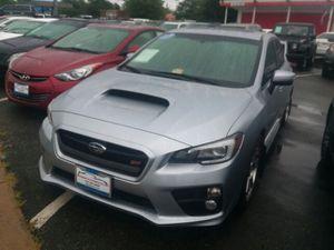 2015 Subaru WRX STI LIMITED for Sale in Manassas, VA