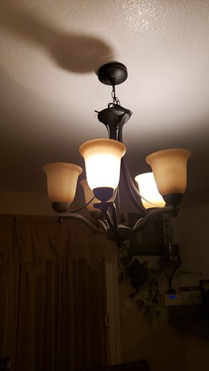 Chandelier lamp for Sale in Moreno Valley, CA