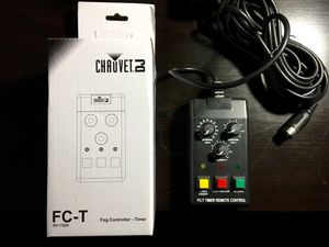 Chauvet Fogger Timer Remote for Sale in Seattle, WA