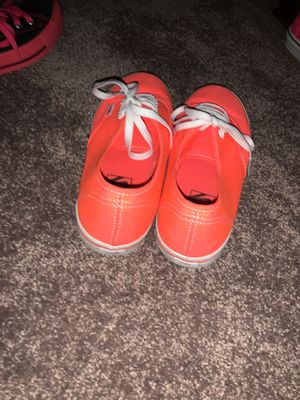 Vans size 7 for Sale in Taylorsville, MS
