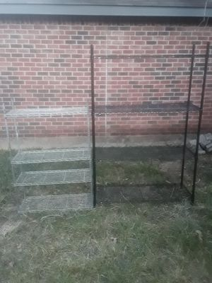 Metal shelves for Sale in Fort Worth, TX